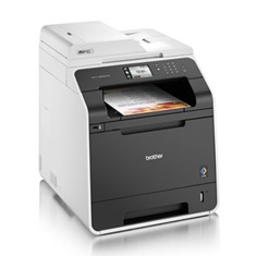 Multifuncion Brother Laser Color Mfcl8650cdw Fax A4 /  28ppm /  256mb /  Usb /  Red /  Wifi /  Wifi