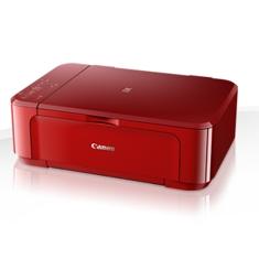 Multifuncion Canon Inyeccion Color Pixma Mg3650 A4 Rojo Wifi Duplex App MG3650RED