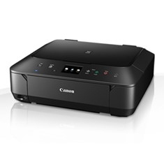 Multifuncion Canon Inyeccion Color Pixma Mg6650 Nfc /  Lector /  Wifi /  Negra MG6650