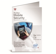 Antivirus Mcafee Mobile Security MMS15SBF1RAA