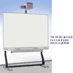 Accesorio Soporte Sin Ruedas Para Pizarra Panasonic Ub-t880 MST-W