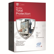 Antivirus Mcafee Total Protection 2015 1 Usuario MTP15SNR1RAA