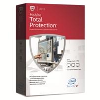 Antivirus Mcafee Total Protection 2015 3 Usuarios MTP15SNR3RAA