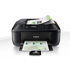 Multifuncion Canon Inyeccion Color Pixma Mx395 Fax A4 /  4800ppp /  Usb /  Adf /  Escaneo A Nube MX3