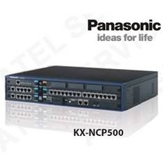 Central Telefonica Panasonic Pura Ip Ncp500ne, 2u, 3 Slots Libres Y 2 Regulares, Sin Dsp NCP500NE