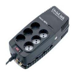 Regulador De Voltaje 2000va 6 Schuko NEONMP62000