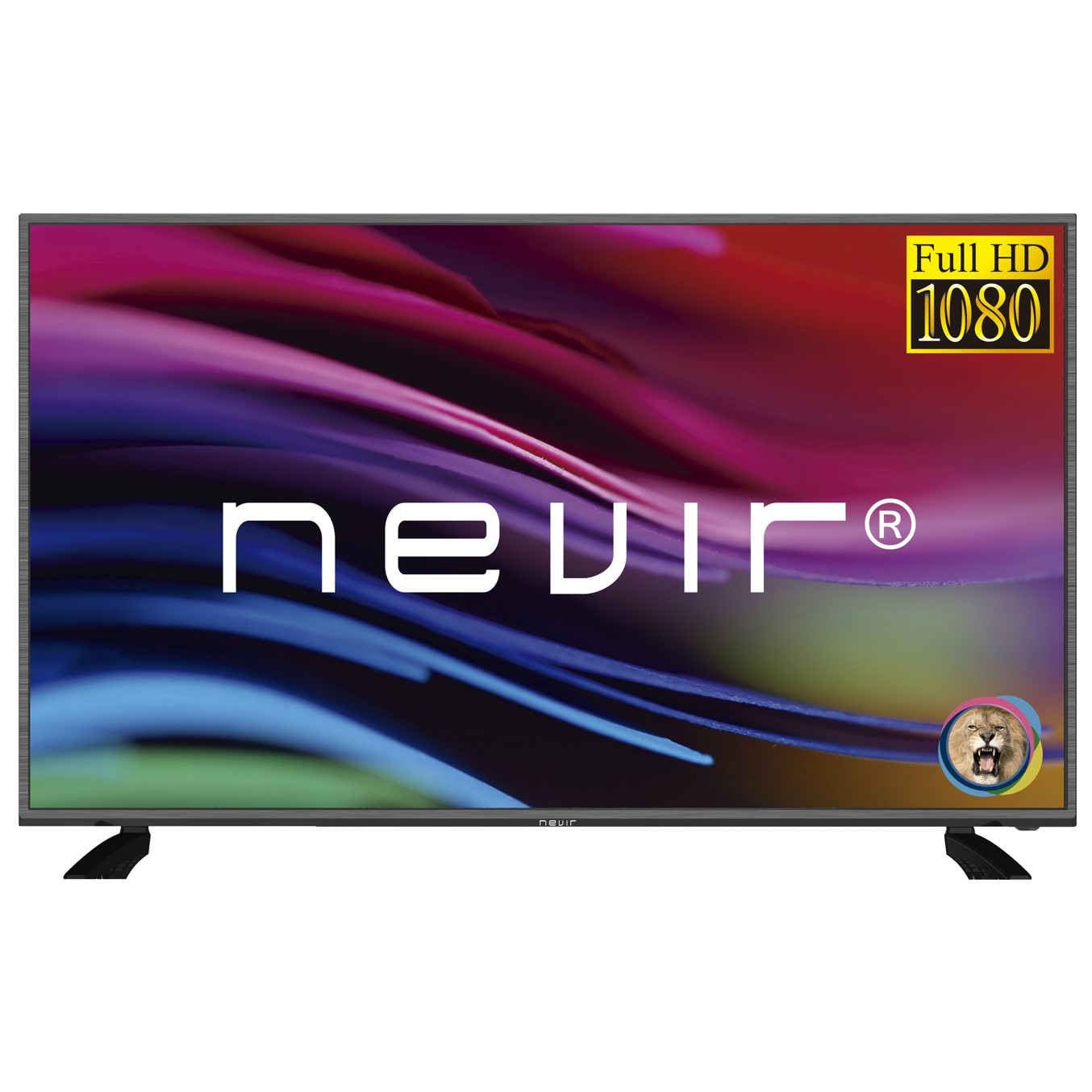 "TV NEVIR 40"" LED FULL HD/ NVR-7802-40FHD-2W-N/ TDT HD/ HDMI/ USB-R"