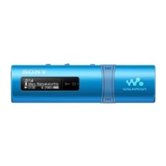 Reproductor Mp3 Sony 4gb Azul NWZB183FL