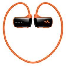 Reproductor  Mp3 Sony Nwzw273sd Acuatico 4gb Naranja NWZW273SD