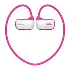 Reproductor Mp3 Sony Nwzw273sp Acuatico 4gb Rosa NWZW273SP