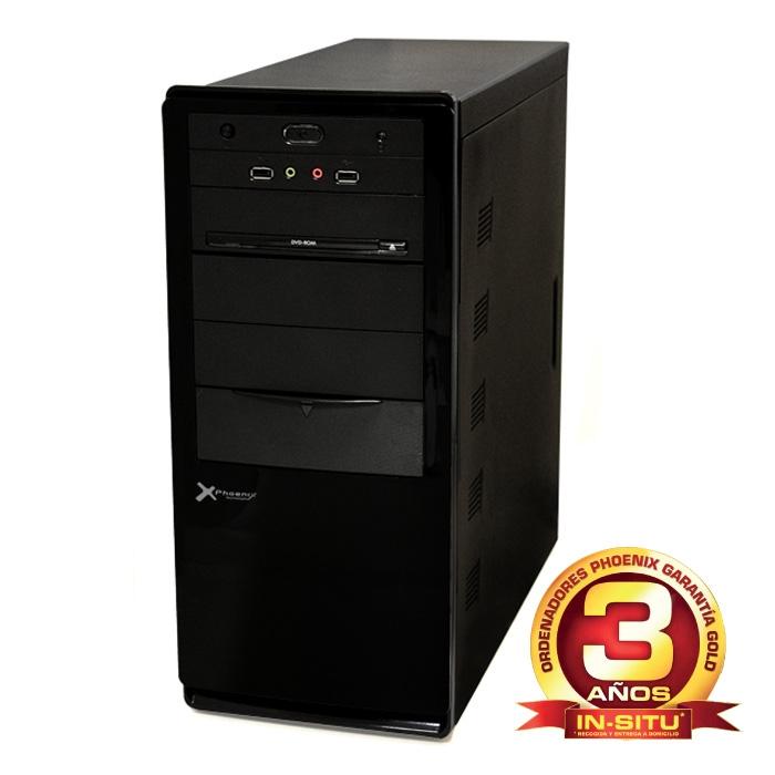 Ordenador De Oficina Phoenix Oberon Pro Intel Core I5, 8gb Ddr3 1600, 1tb, Rw OBERON5-2315
