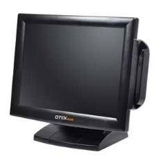 Monitor Tft 17 Pulgadas Tactil Tpv Vga  +  Dvi Negro OTEK17TACTIL
