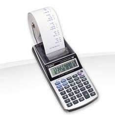 Calculadora Canon Impresion Portatil P1-dtsc P1-DTSC