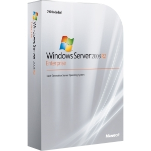 Windows Server 2008 R2 Enterprise Sp1 Licencia Y Soporte Oem Español 10 Cal 1 Servidor 1-8cpu 64 Bit
