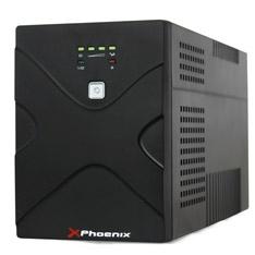 Sai Ups Phoenix 1500va / 900w, Estabilizador De Tension, Funcion De Arranque En Frio PH1500SPS