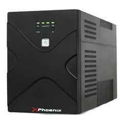 Sai  Ups Phoenix 2000va / 1200w, Estabilizador De Tension, Funcion De Arranque En Frio PH2000SPS