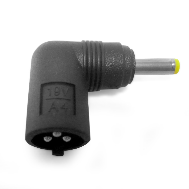 Conector  /  Tip  Para Cargador Universal Phoenix Phcharger40 +  19v Dc 4.0*1.7mm Apto Para Portatil