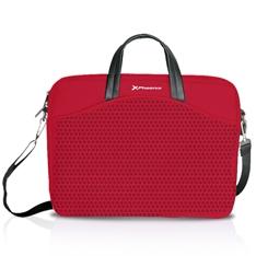 Maletin Portatil Laptop Phoenix Amara  Hasta 16 Pulgadas Rojo PHAMARA16R