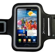 Brazalete Deportivo Phoenix Funda Para Telefonos  /  Smartphones  /  Iphone  /  Hasta 4.3 Pulgadas P
