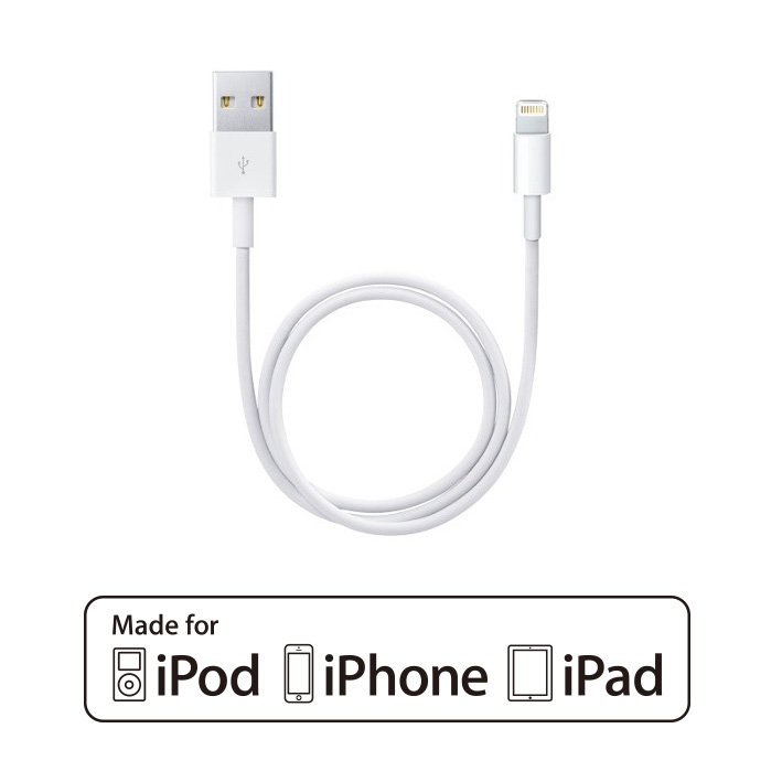 Cable Phoenix Usb Macho A Lightning Macho Para Iphone 5  /  Ipad Mini  /  Ipad 4 Retina  /  Carga Y