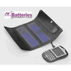 Cargador Solar Phbatteries Para Smartphones, Pda, Ipod, Mp3 PHCARGADORSOLAR