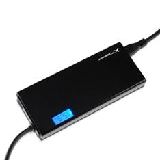 Adaptador Cargador De Corriente Universal  Automatico 90w Phoenix Pantalla Lcd (incluye 12 Conectore