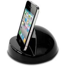 Docking Phoenix Para Ipod  /  Iphone  /  Ipad Negro (carga Y Transfiere Datos) PHIDOCK