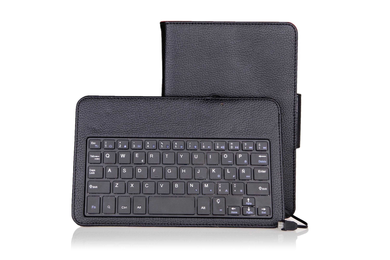 Funda universal teclado bluetooth phoenix para al mejor - Funda teclado bluetooth ...