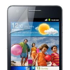 Protector De Pantalla Phoenix Para Samsung Galaxy S2 3 Ud PHPROTECTS2N3