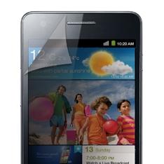 Protector De Pantalla Phoenix Para Samsung Galaxy S2 2ud Normal  +  1 Polarizado PHPROTECTS2P3