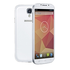 Telefono Movil Smartphone 5 Pulgadas Phoenix Rock X1 Blanco  Quad Core  1.3 Ghz  /  Pantalla Qhd Ips