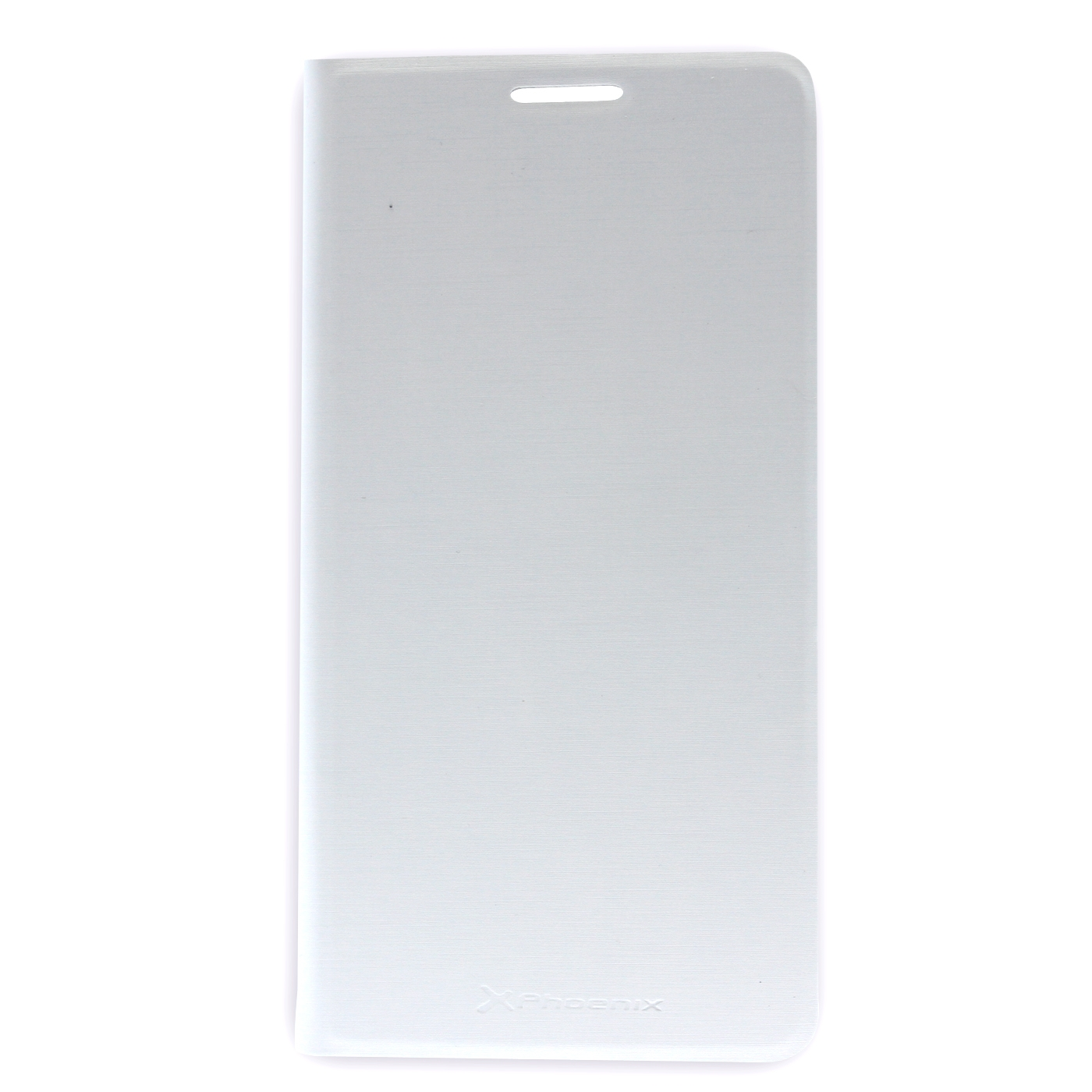 Funda Slim Cover Case Phoenix Para Telefono Smartphone 4.5 Pulgadas Rock Mini Blanca PHROCKXMINICASE