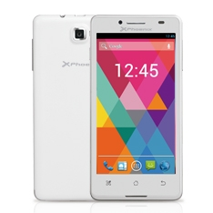 Telefono Movil Smartphone 4.5 Pulgadas Phoenix Rock X Mini Blanco Dual Core  Pantalla Fwvga Ips  /