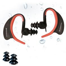 Auriculares Sport Con Microfono Phoenix Sportwater Estereo /   Resistentes Al Agua Y Al Sudor Ipx8