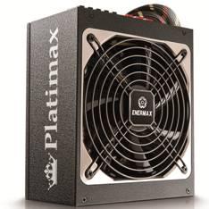 Fuente De Alimentacion Enermax Gaming Platimax 850w Platinum 90plus Ventilador 13.9cm PLATIMAX850W