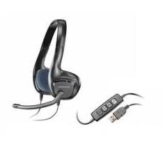 Auricular Plantronics Audio 628, Microfono, Usb, Anulacion De Ruido PLI628
