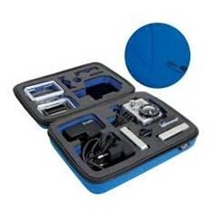 Maletin De Transporte Pov Case Para Gopro Hero 3 Azul POV-S-52031