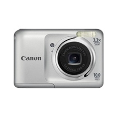 Camara Digital Canon Power Shot A800 Plata 10mp Zd 4x 2.5 Pulgadas 2xaa POWERA800SIL