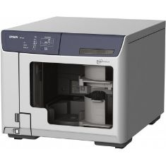 Duplicadora  +  Impresora Profesional Cd / dvd Epson Pp-50 PP-50