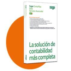 Programa Sage Contaplus Elite Servicio Avanzado 2014 PRICONELV141AV