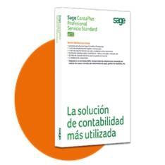 Programa Sage Contaplus Profesional Servicio Standard 2014 PRICONPRV141ST
