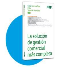 Programa Sage Facturaplus Elite Servicio Standard PRIFACELV141ST