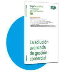 Programa Sage Facturaplus Profesional Servicio Standard 2014 PRIFACPRV141ST
