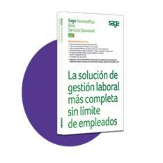 Programa Sage Nominaplus Elite Standard 2014 PRINOMELV141ST
