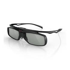 Gafas 3d Para Tv Philips PTA509