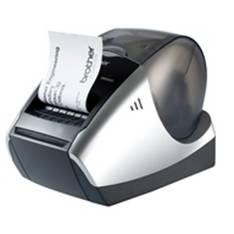 Impresora Etiquetas Brother Ql-570 62mm / 68epm / usb QL570