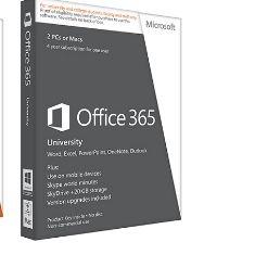 Office 365 University 2 Pc / mac Suscripcion 4 Años Producto Licencia Electronica R4T-00048