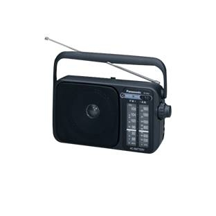 Radio Panasonic Rf-2400 Sintonizador Am / fm Display Digital Iluminacion Led /  Altavoz Dinamico 4 P