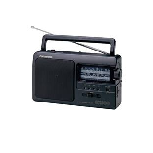 Radio Panasonic Rf-3500 Sintonizador Fm /  Am /  Lw /  Sw Analogico /  Digital /  Portatil / RF-3500