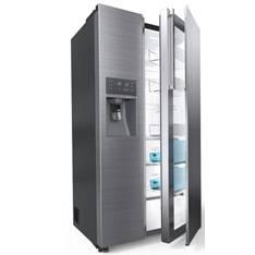 Frigorifico Samsung Americano Food Show Case Acero 570l A +  +  Inverter RH57H90707F/ES